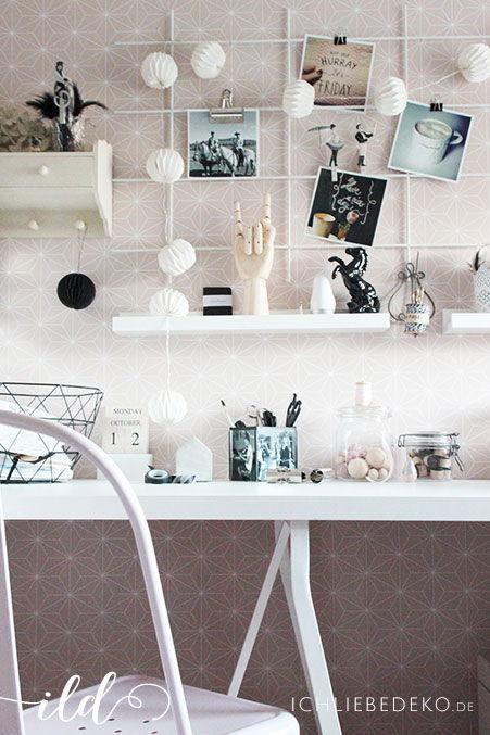 Arbeitszimmerdeko-im-skandinavischen-Look