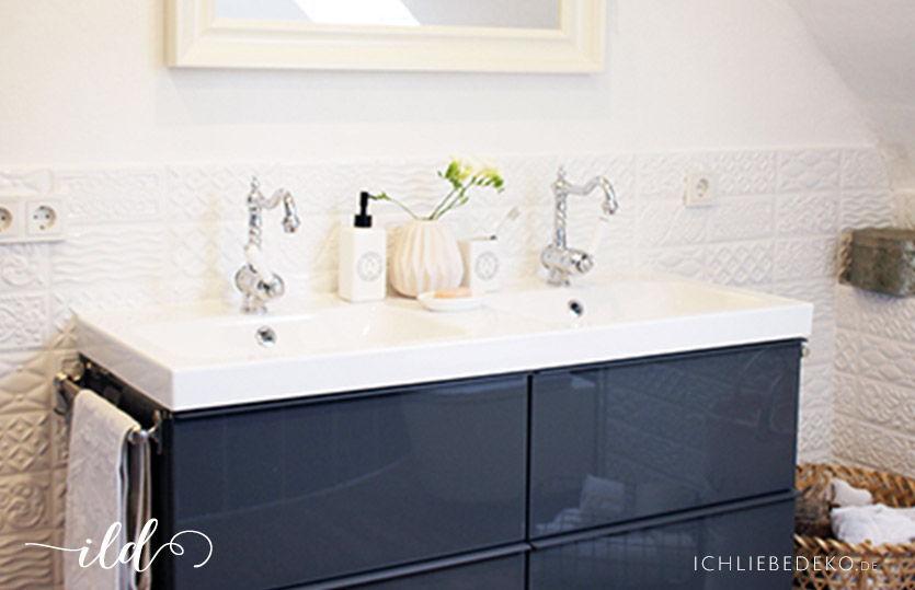 Badezimmer im skandinavischen Stil & Buchvorstellung \