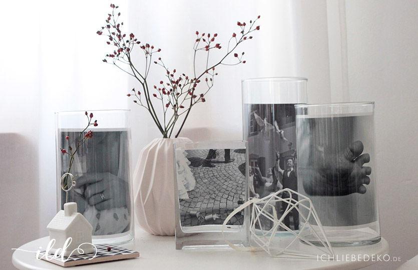 Dekoration mit Fotos für ein gemütliches Zuhause • Ich Liebe Deko