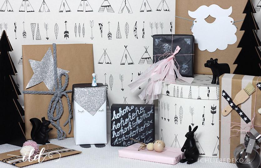 weihnachtsgeschenke passende geschenkverpackung f r kinder ich liebe deko. Black Bedroom Furniture Sets. Home Design Ideas