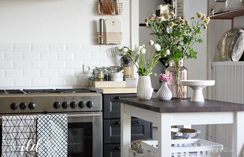 Berühmt Neue Küche im skandinavischen Stil • Ich Liebe Deko YE56
