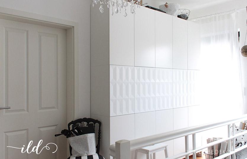 Mehr Stauraum Mit Ikea Metod Wandschränken Zur Aufbewahrung Ich