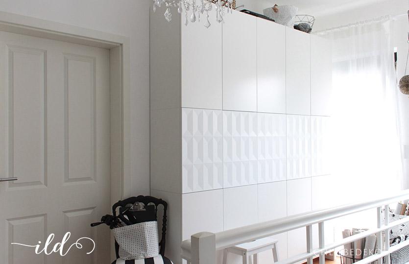 Mehr Stauraum Mit Ikea Metod Wandschranken Zur Aufbewahrung Ich