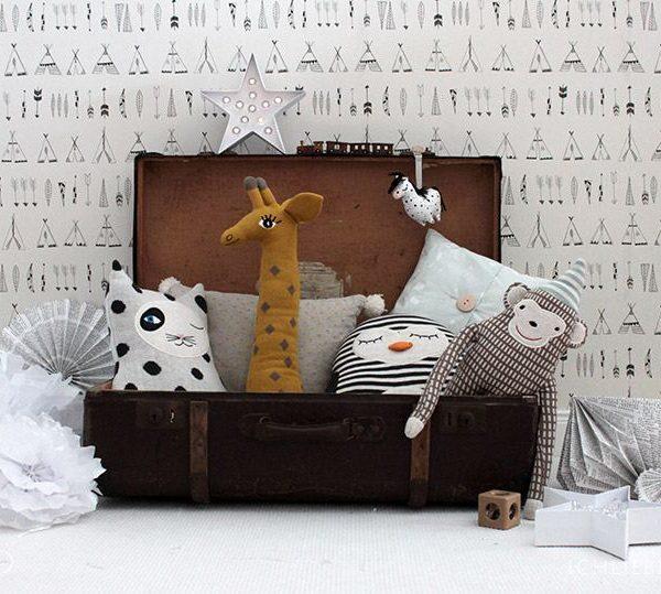 Ein babyzimmer einrichten mit ikea in 6 einfachen schritten - Stylische babyzimmer ...