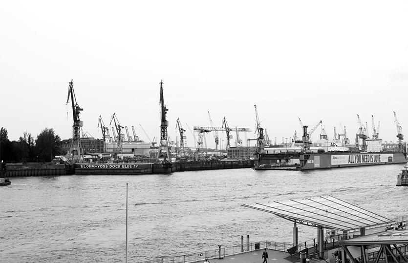 Citytrip nach Hamburg