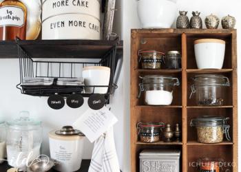 Küchen Deko Ideen und einrichten • Ich Liebe Deko