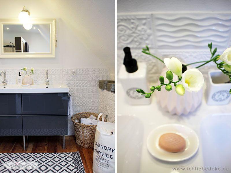 Badezimmer Im Skandinavischen Stil & Buchvorstellung