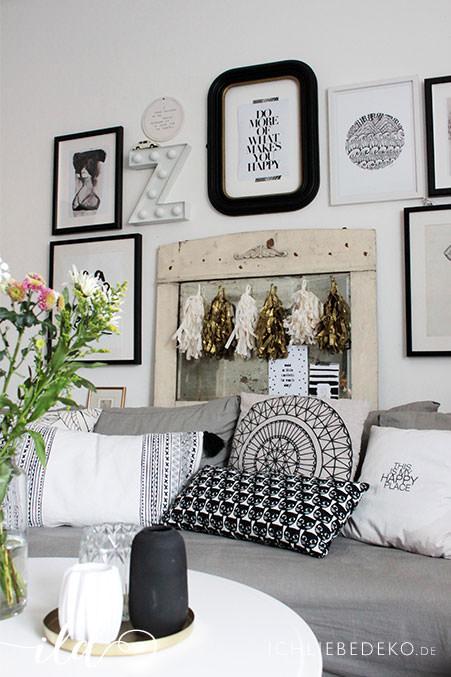 Wohnzimmer vorwand mit deko nische for Bildergalerie wohnzimmer