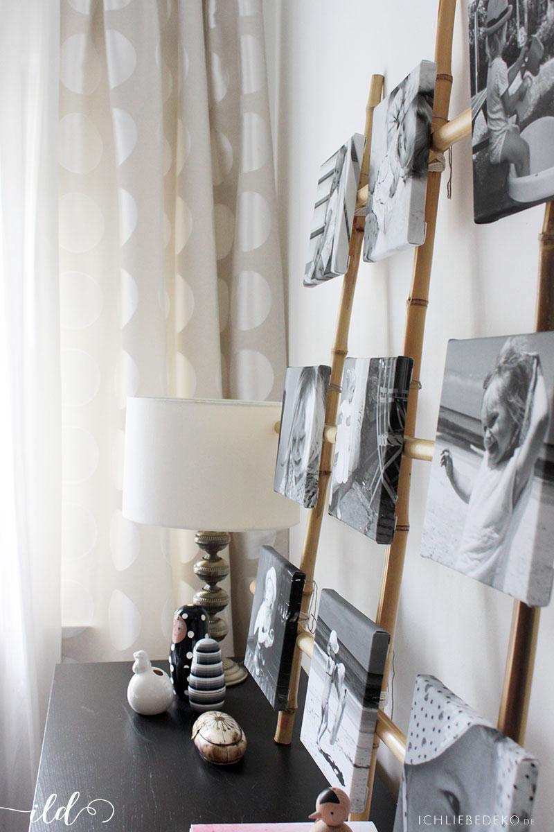 Bilderkollage-im-Schlafzimmer