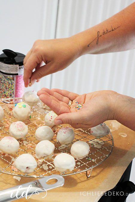 Cakepops-dekorieren