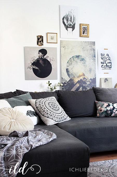 Couch-Vorher