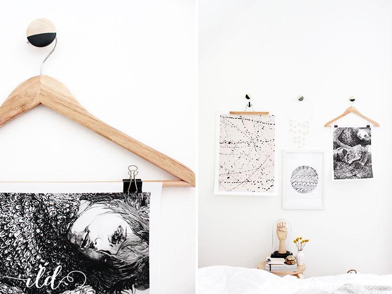 DIY-Bidergalerie-im-Schlafzimmer