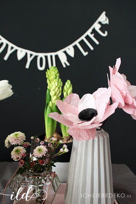 DIY-Blumen-aus-Papier