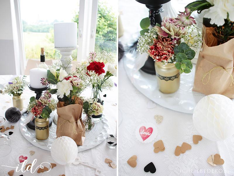 DIY-Hochzeitsdeko-in-Rot-und-Gold