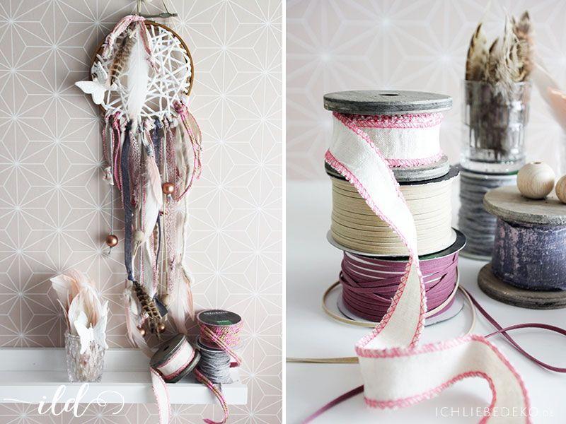 DIY-Traumfänger-aus-Bändern