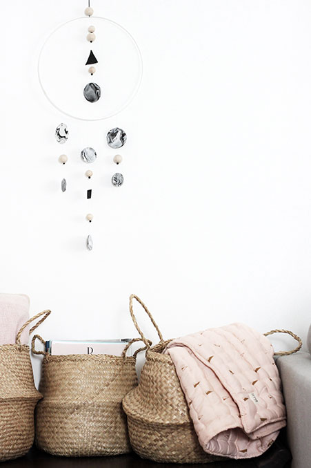 DIY-Wanddekoration-aus-Fimo-im-Marble-Look