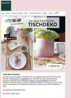 Depot-Newsletter-Tischdeko-Rosa-teaser