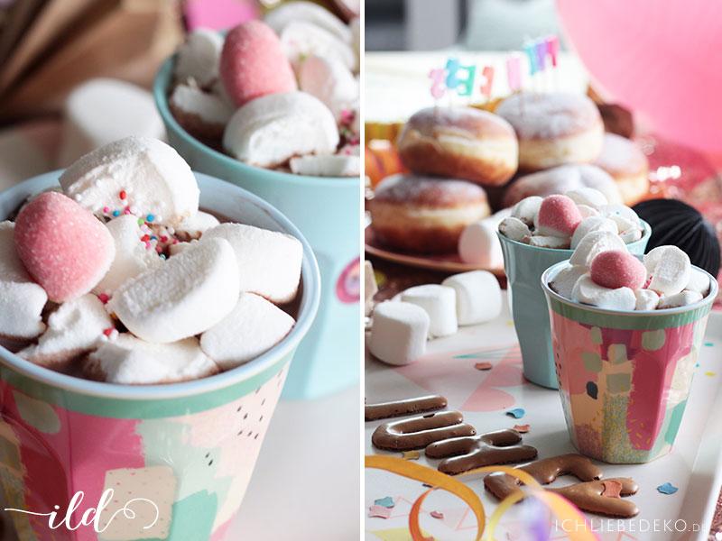 Einhornschokolade-mit-Marshmallows
