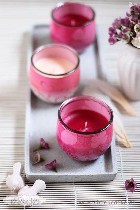 Frühlingsdeko-in-Pink-und-Beton