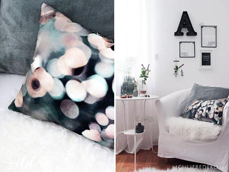 Herbstdeko im Wohnzimmer & auf Wiedersehn GLADE • Ich