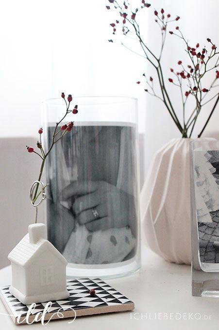 dekoration mit fotos f r ein gem tliches zuhause ich liebe deko. Black Bedroom Furniture Sets. Home Design Ideas