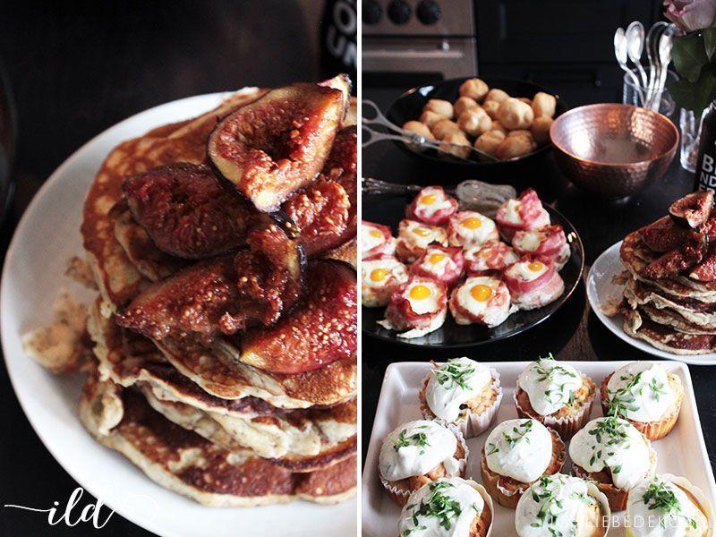 Herbstliches-Frühstücksbuffet