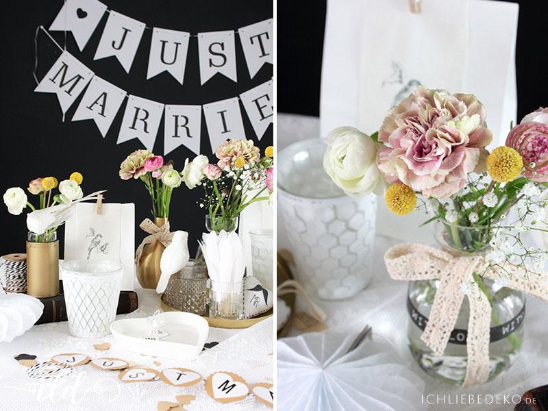 Hochzeitsdeko-im-Schwarz-Weiß-Look