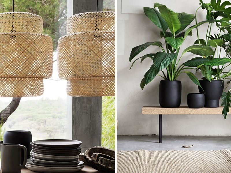 IKEA-Sinnerlig-Naturmaterialien