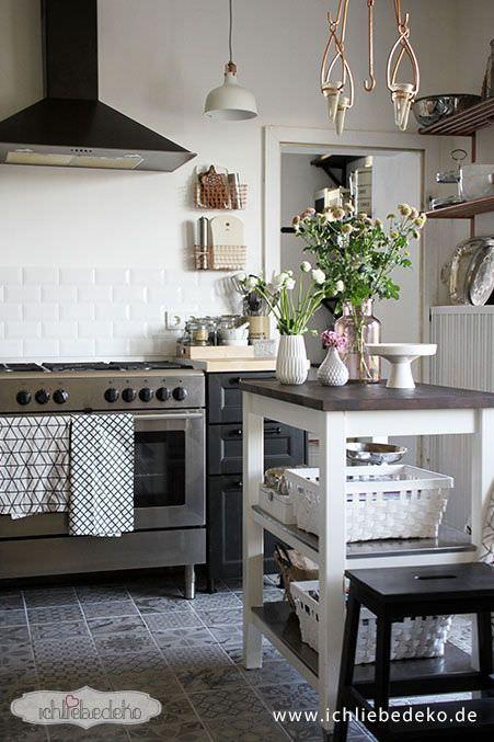 Küche-im-skandinavischen-Stil-von-Ikea