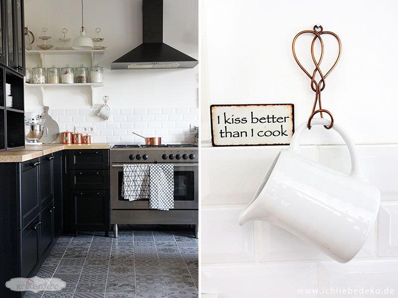 Küche-im-skandinavischen-Stil