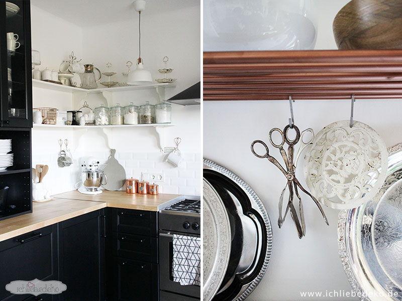 Küchendeko-in-Kupfer
