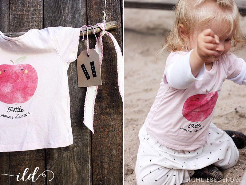 Kinder-T-Shirt-von-Emile-et-Ida