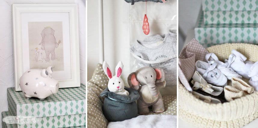 Kinderzimmerdeko-Details