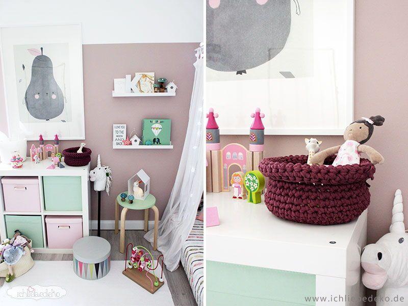 Kinderzimmerdeko-in-Pastellfarben-und-Weiß