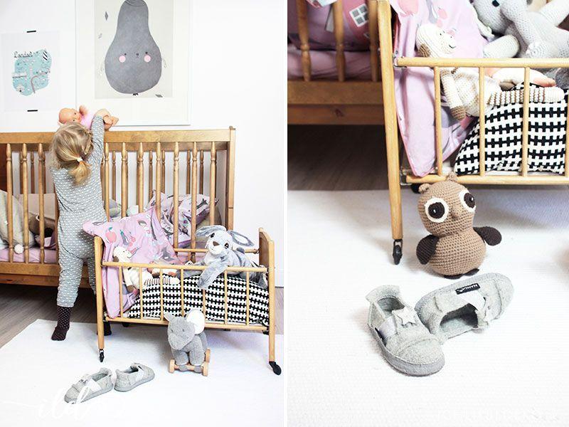 Kinderzimmerdeko-und-neue-Bettwäsche