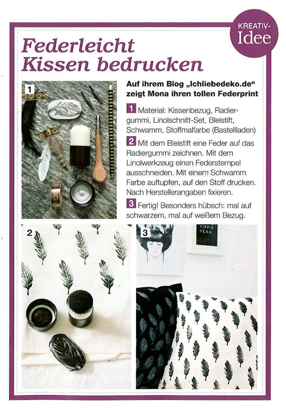 presse referenzen ich liebe deko. Black Bedroom Furniture Sets. Home Design Ideas