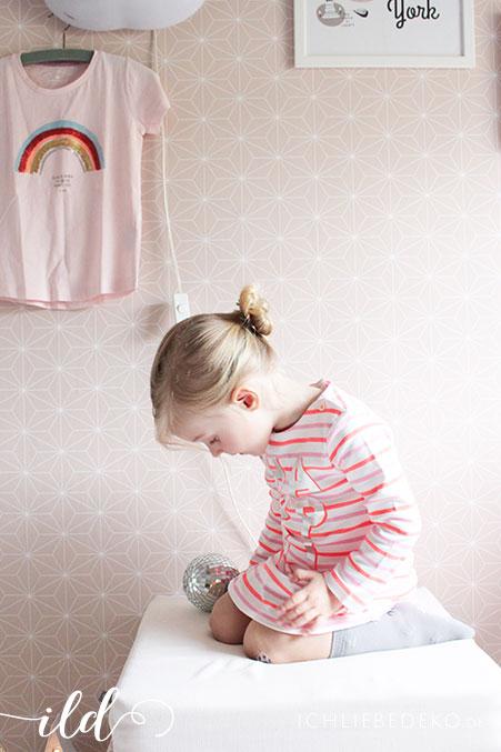 Mädchenzimmer-in-Pastelltönen