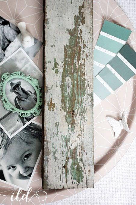 Material-DIY-Fotohalterung