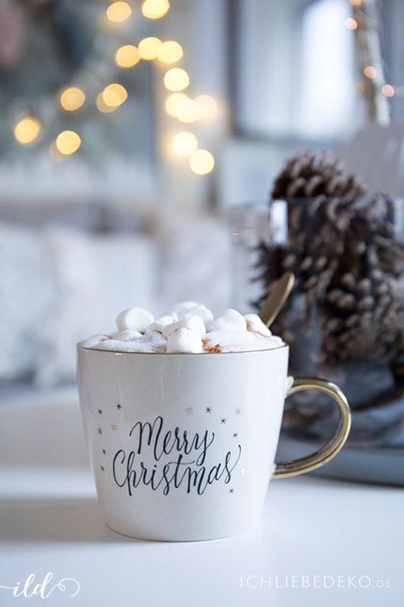 Merry Christmas Cappuccino