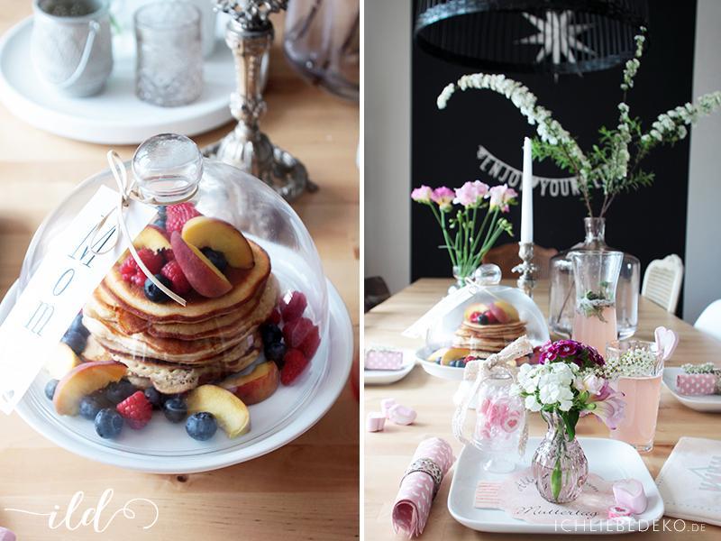 Muttertagsfrühstück-mit-selbstgemachten-pancakes