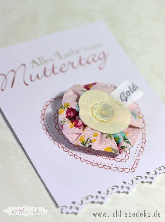 Muttertagskarte_romantisch