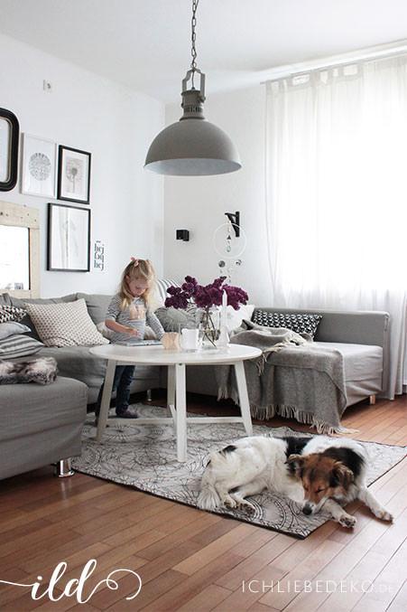Nachmittag-Zuhause-im-Wohzimmer-mit-Kind-und-Hund