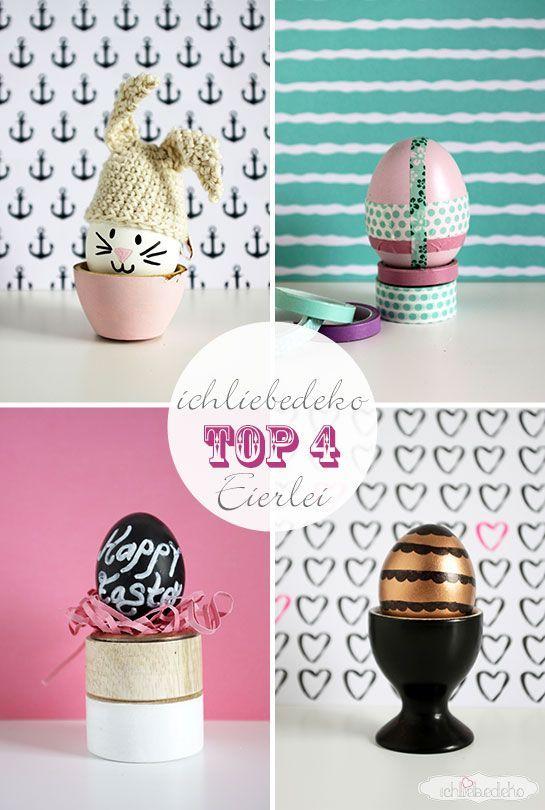 Ostereier DIY-Top4