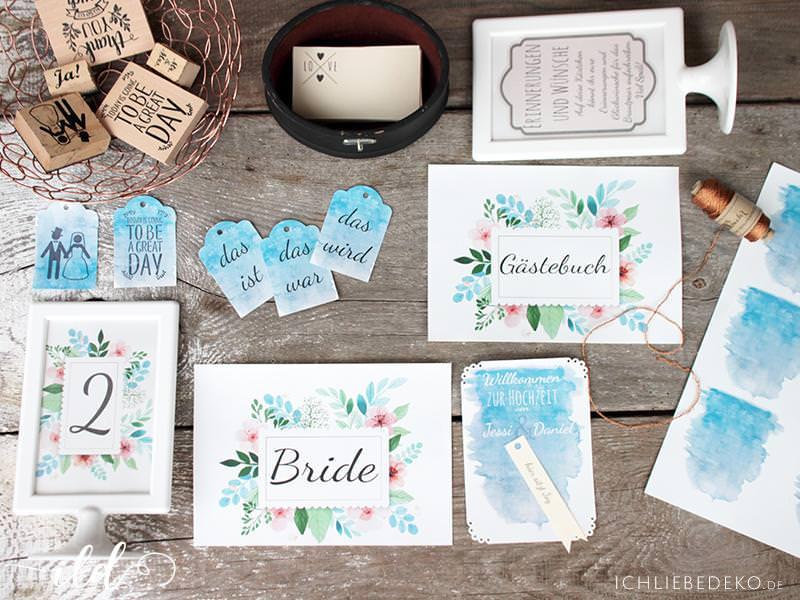 Papeterie-zur-Hochzeit-im-Boho-Look
