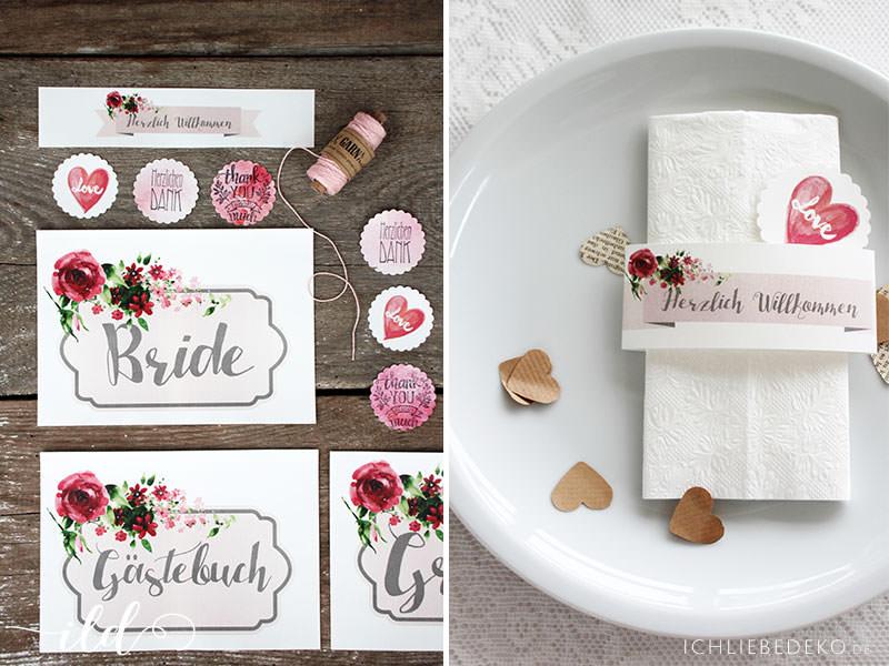 Papterie-für-die-Hochzeit-in-Rot