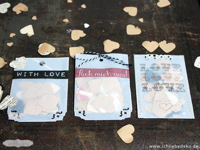 Vintage Hochzeitsdeko ganz einfach selbst gestalten • Ich Liebe Deko
