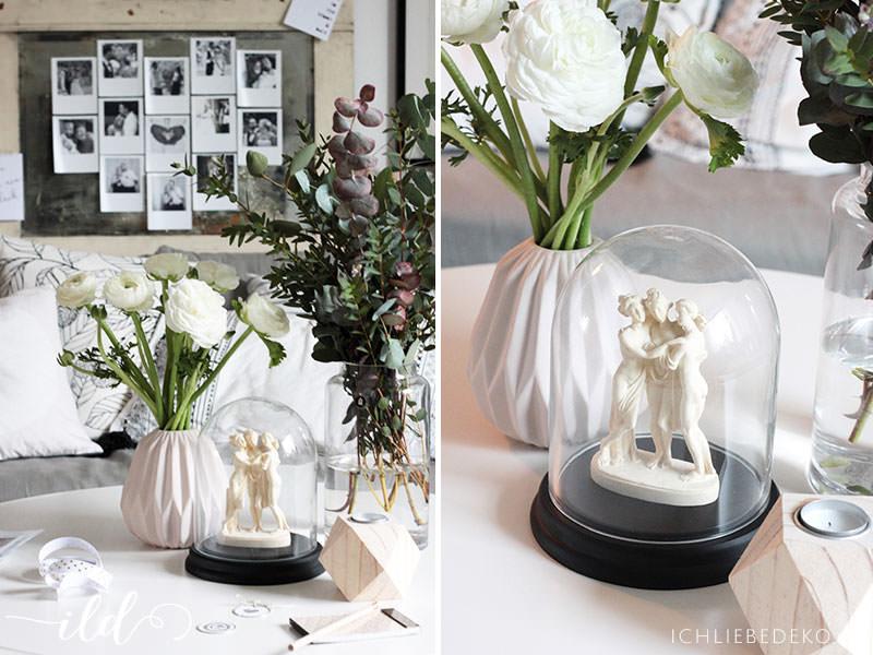 Romantische-Dekoration-im-Wohnzimmer
