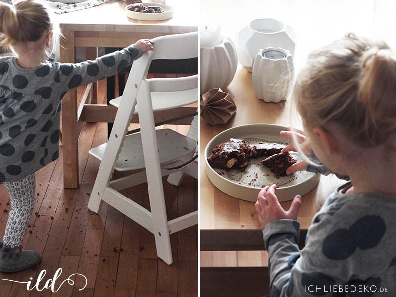 Schokobrownies-mit-Kindern-essen
