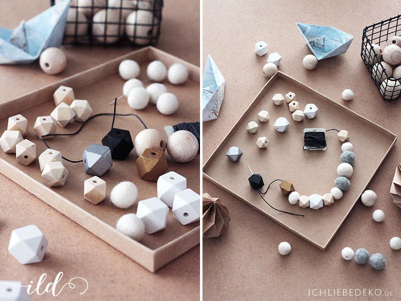 Selbstgemachte-Babyschalenkette-aus-Holzperlen