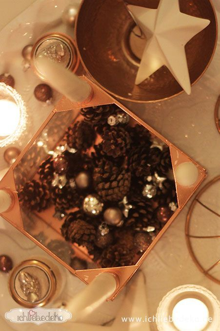 Tannenzapfen-als-Weihnachtsdeko